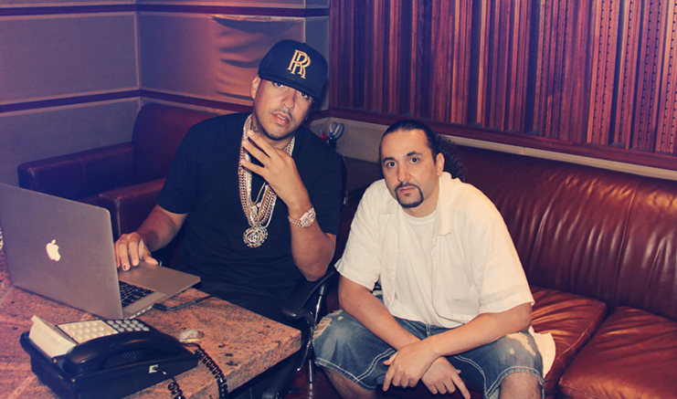 french montana music engineer new york city