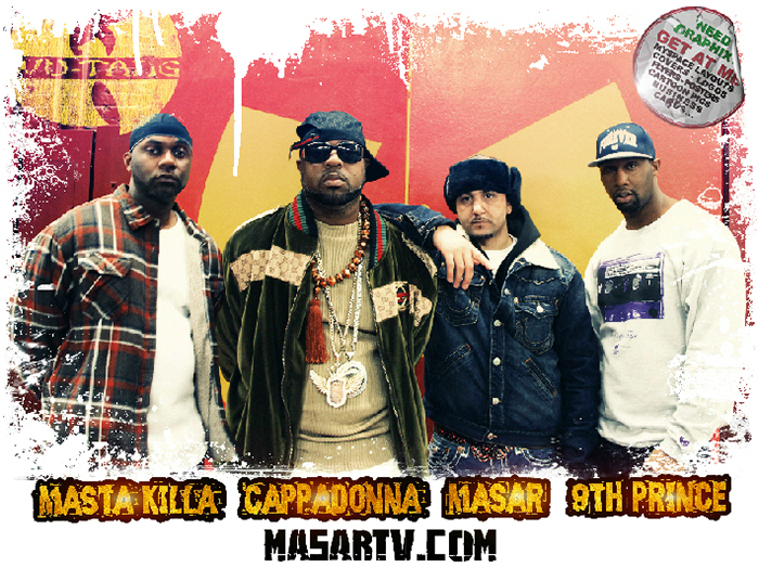wu tang clan booking and feature price quote rate email contact manager management number