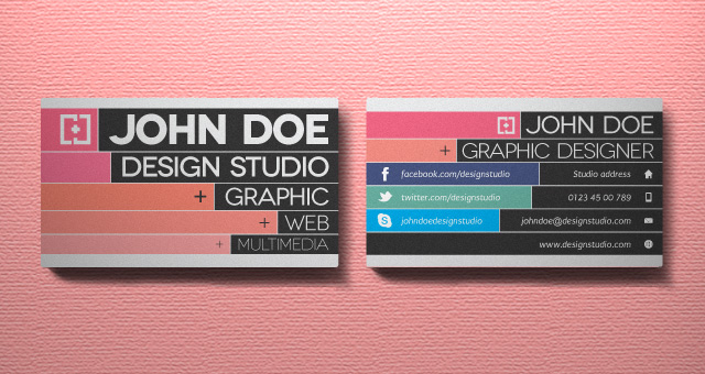 professional business card design online