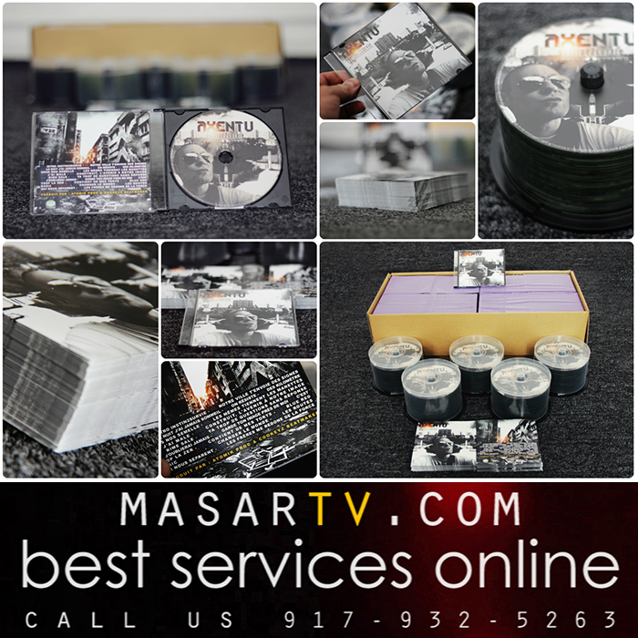 masar tv cd duplication company new york
